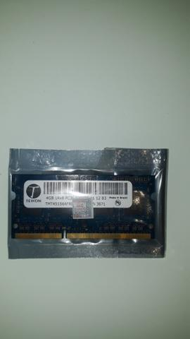 Memoria Notebook 4GB DDR3L