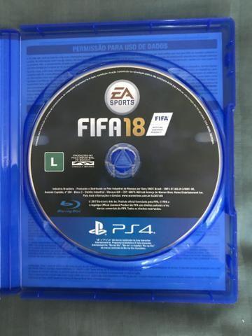 PS4 Game FIFA 18 EA Sports - Foto 3
