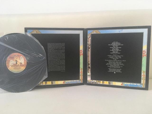 Vinil duplo do Led Zeppelin - Foto 3