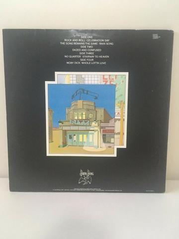 Vinil duplo do Led Zeppelin - Foto 2