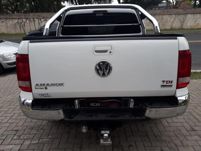 VOLKSWAGEN AMAROK 2.0 HIGHLINE 4X4 CD 16V TURBO INTERCOOLER DIESEL 4P AUT 2012 - Foto 5