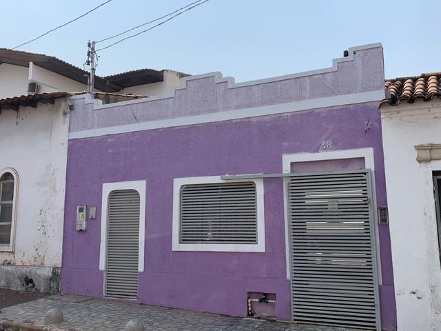 Aluga-se ou vende-se casa/comercial bairro Baú