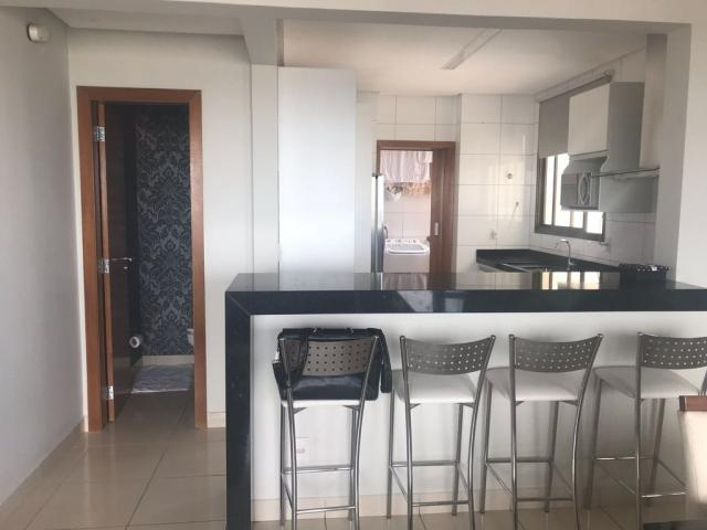 278 - goiabeiras tower - apartamento padrão 125m² com área gurmet completa - Foto 5