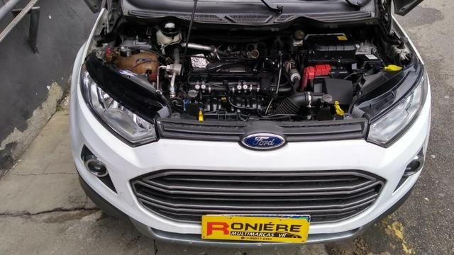 Ford EcoSport Freestyle 1.6 Flex GNV 2014 - Foto 9