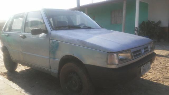 Fiat Uno Eletônico1993 - Foto 4
