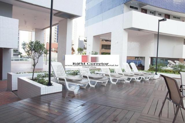 Apartamento por temporada na Praia de Iracema em Fortaleza-CE (Whatsapp) - Foto 13