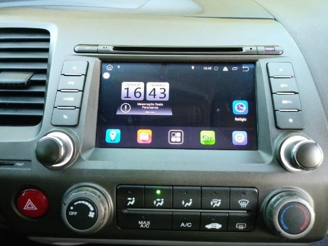Honda Civic lxs 1.8 Flex Automatico - 2008 - Foto 9