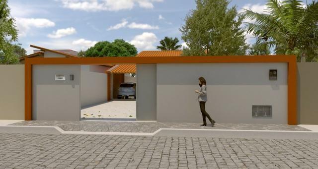 Casa com Churrasqueira e Piscina . Bairro Planalto - Parnaiba - Foto 3