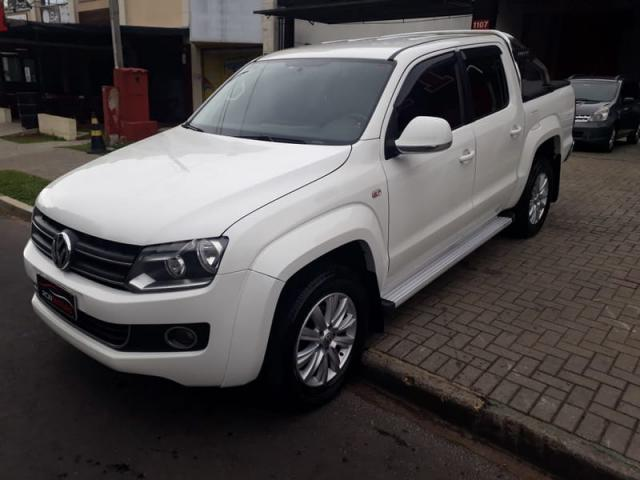 VOLKSWAGEN AMAROK 2.0 HIGHLINE 4X4 CD 16V TURBO INTERCOOLER DIESEL 4P AUT 2012 - Foto 3