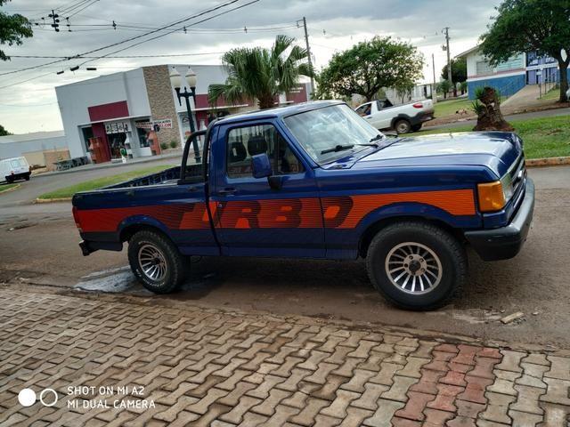 F1000 turbo diesel de fabrica em otimo estado - Foto 5