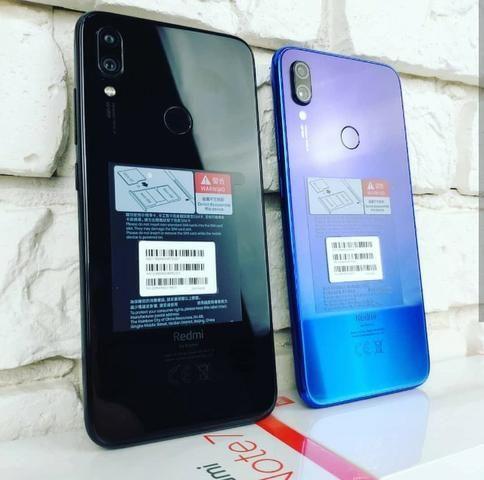 Celular Xiaomi Redmi Note 7 64GB Versão Global Azul - Foto 5
