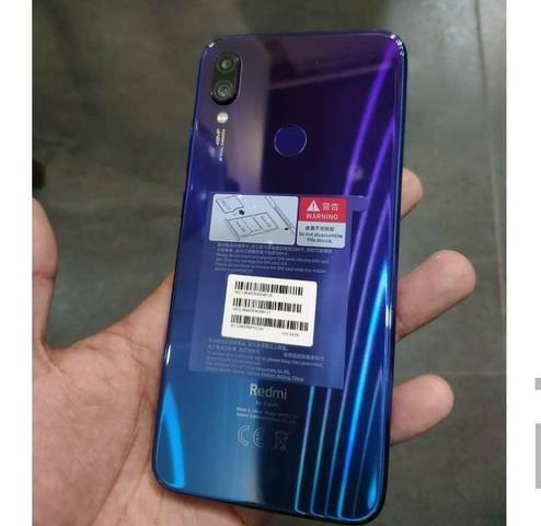 Celular Xiaomi Redmi Note 7 64GB Versão Global Azul - Foto 6