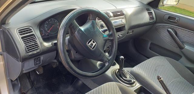 Honda civic seda lx 1.7 - Foto 7