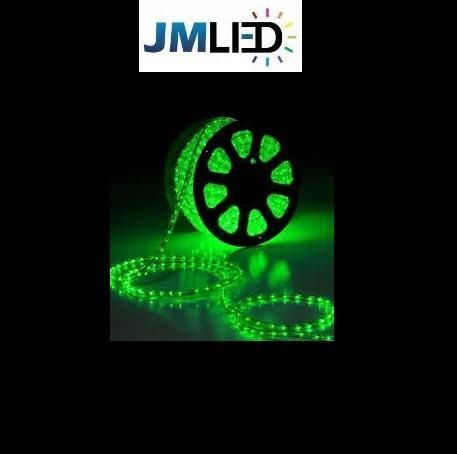 Rolo de 100m Mangueira Roliça de LED para Natal R$ 410,00 em 3X - Foto 4