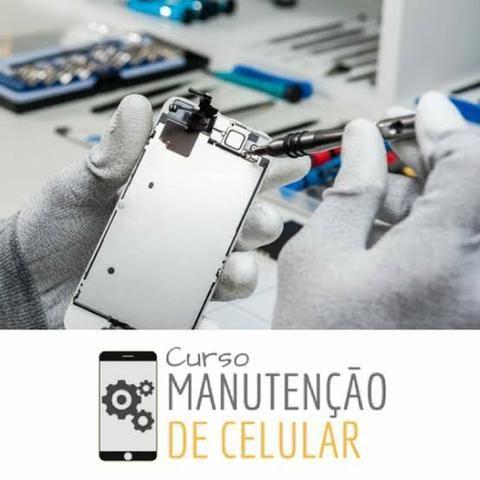 Curso manutenção de celular com certificado online - Foto 2