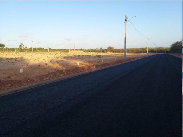 Lotes financiados de varios tamanhos as margens da br 116 para construção imediata - Foto 3