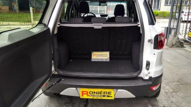 Ford EcoSport Freestyle 1.6 Flex GNV 2014 - Foto 4