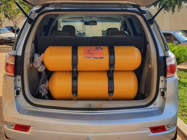 Raridade!!! Carrão GM 7 Lugares com Consumo de Popular - Foto 5