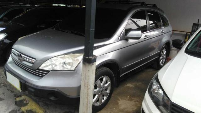 Honda CR-V 2.0 LX 2008 - Completo * Entrada + 48x R$632 ,00 * C/ GNV