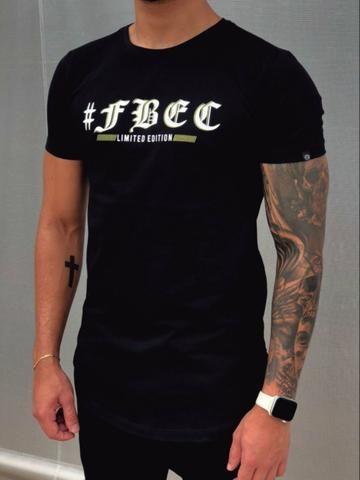 Camisetas FB originais em ótima promoção
