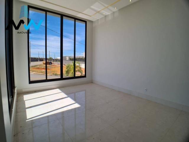 Casa no Residencial Anaville Anápolis - 4 Suítes - Foto 10