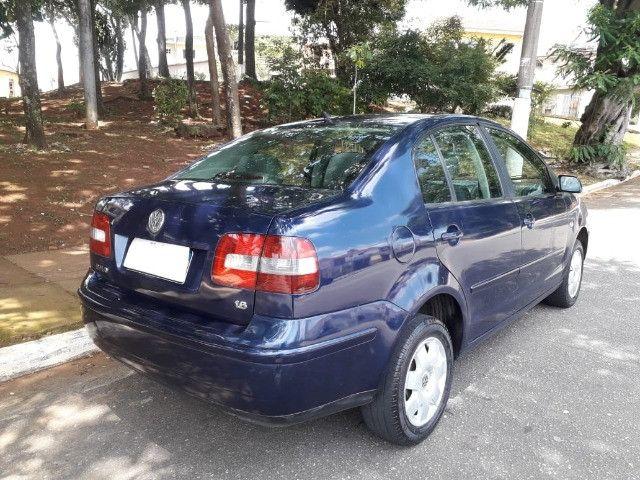 Polo Sedan 1.6 gasolina 2003 - Foto 7