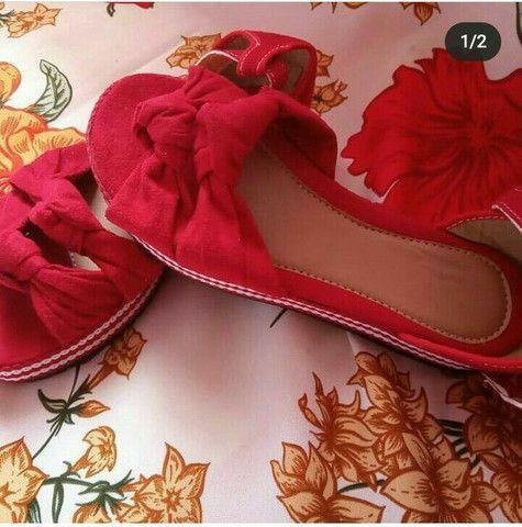 Sapatos femininos diversos modelos variados número - Foto 3