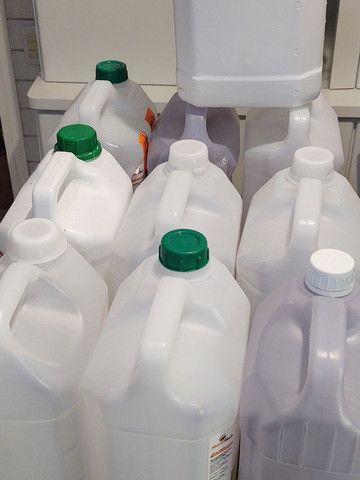 Galão 5 litros VAZIO - Foto 2