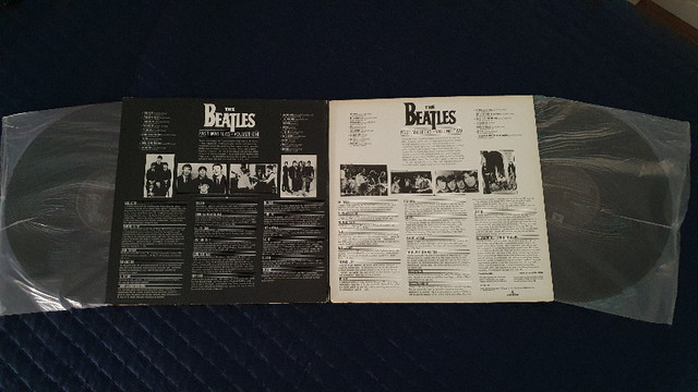 Vinil The Beatles Past Masters Volumes ONe & Two - Foto 4