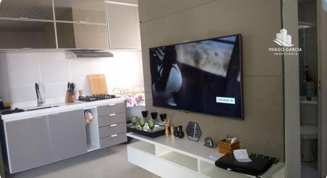 Apartamento com 2 dormitórios à venda, 48 m² por R$ 175.000 - Novo Horizonte - Teresina/PI - Foto 2