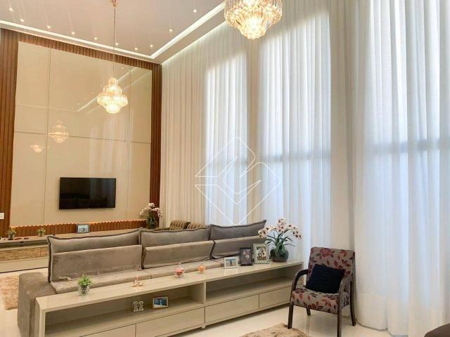 Casa à venda, 300 m² por R$ 1.900.000,00 - Condominio Solar Do Bosque - Rio Verde/GO