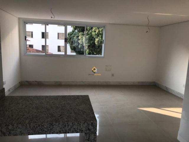 Apartamento à venda com 3 dormitórios em Liberdade, Belo horizonte cod:3886 - Foto 5