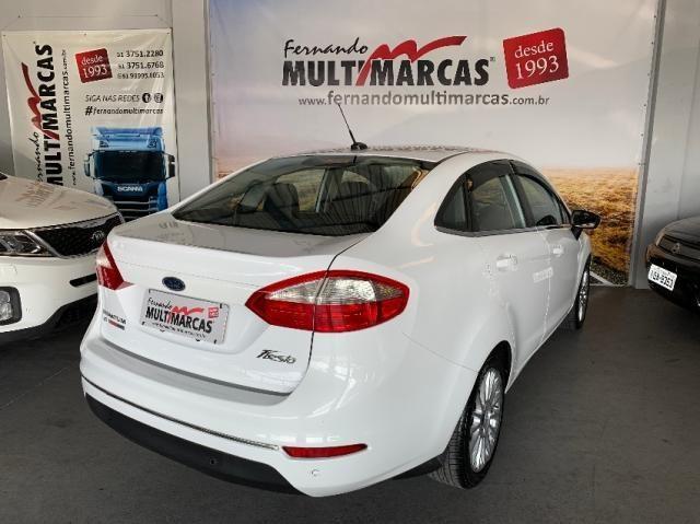 Ford Fiesta Sedan 1.6 Titanium - Automático - Foto 3