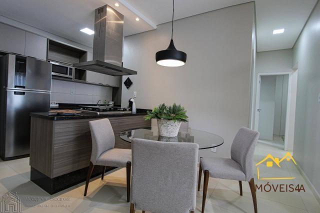 (Vende-se) Residencial Córdoba - Apartamento com 3 dormitórios à venda, 74 m² por R$ 260.0 - Foto 7