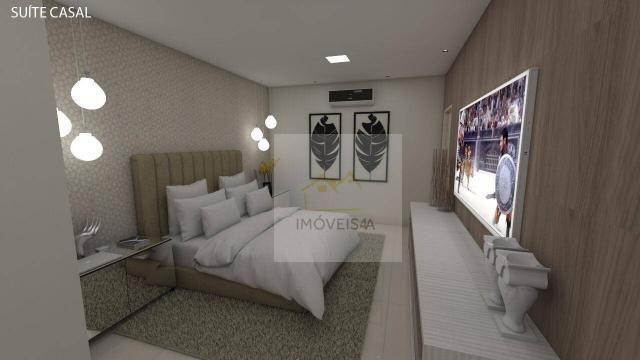 (Vende-se) Residencial Monte Cassino - Apartamento com 3 dormitórios à venda, 151 m² por R - Foto 8