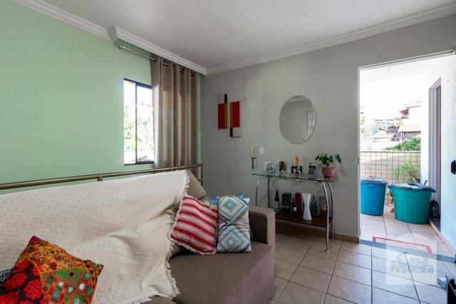Apartamento à venda com 3 dormitórios em Alto caiçaras, Belo horizonte cod:266292 - Foto 4