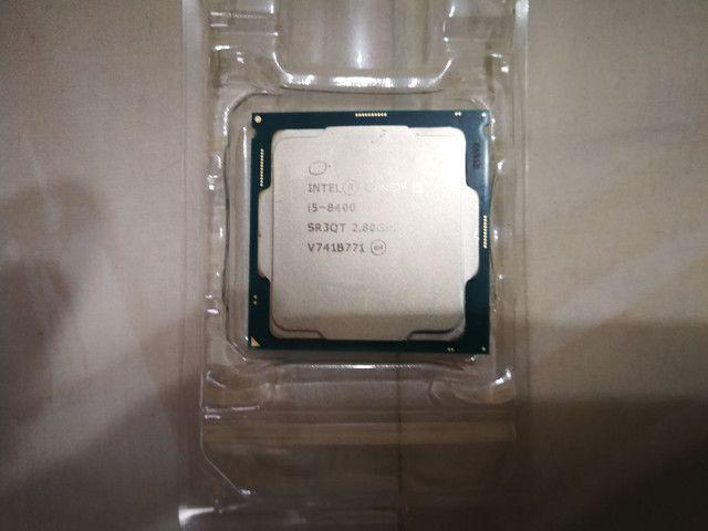 Processador Intel Core I5-8400 2.8GHz (4GHz Turbo) 9Mb cache Lga1151 - Foto 2