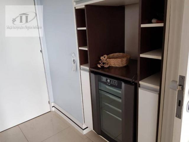 Flat com 1 dormitório à venda, 52 m² por R$ 420.000,00 - Edifício Létoile - Barueri/SP - Foto 6