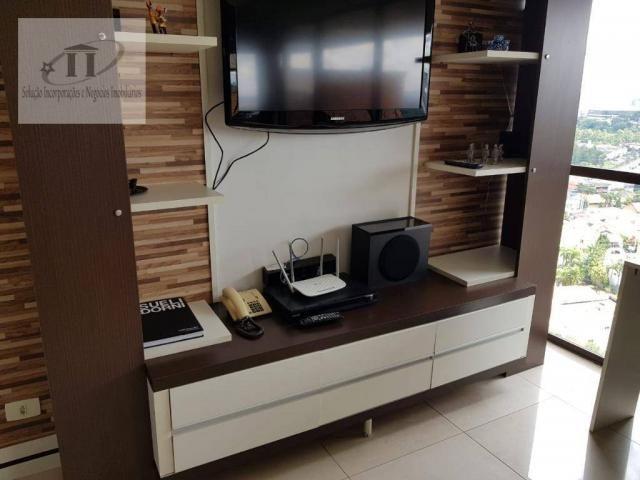 Flat com 1 dormitório à venda, 52 m² por R$ 420.000,00 - Edifício Létoile - Barueri/SP - Foto 19