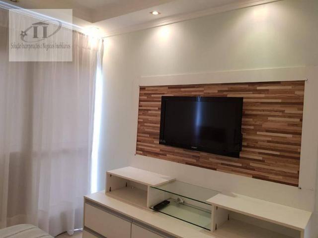 Flat com 1 dormitório à venda, 52 m² por R$ 420.000,00 - Edifício Létoile - Barueri/SP - Foto 13