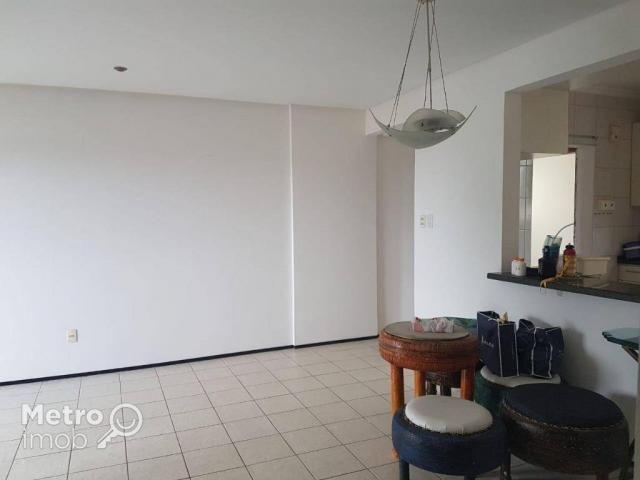 Apartamento com 3 dormitórios à venda, 105 m² por R$ 400.000,00 - Calhau - São Luís/MA - Foto 13