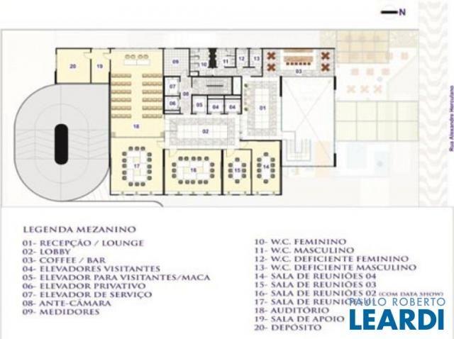 Escritório à venda em Gonzaga, Santos cod:380474 - Foto 7
