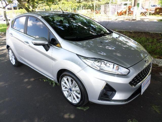 New Fiesta Hatch Titanium 1.6 Flex AT