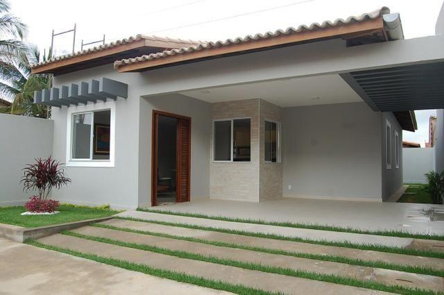 Vendo casa em Cond Fechado com 03 quartos 02 suítes Altos Do Calhau - Foto 2