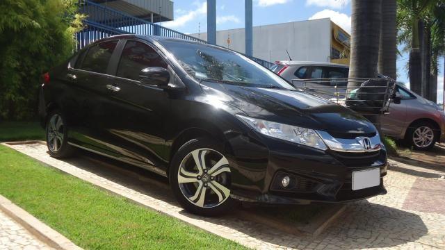 CITY 2015/2015 1.5 EX 16V FLEX 4P AUTOMÁTICO