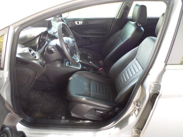 New Fiesta Hatch Titanium 1.6 Flex AT - Foto 9