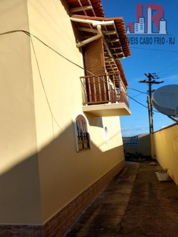 Casa duplex com piscina e Casa de hospede, frente para Lagoa de Araruama Balneário - São P - Foto 13
