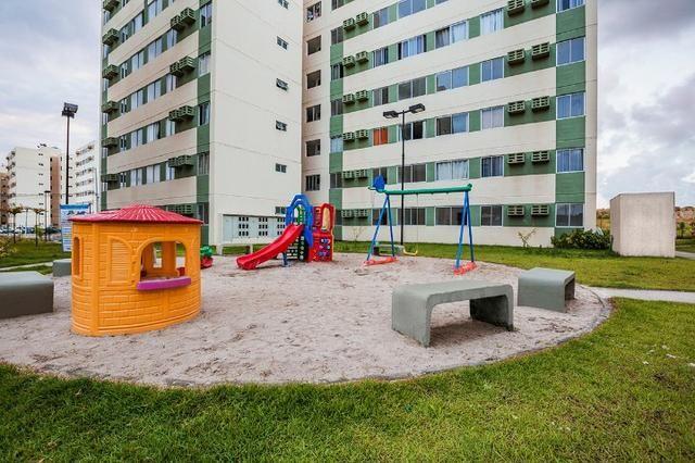 Apartamento pronto para morar com 2 quartos em Ipojuca, promoção relampago! - Foto 12