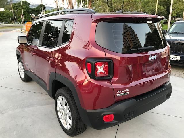 Jeep Renegade Diesel - IPVA 2020 pago (Único dono) - Foto 8
