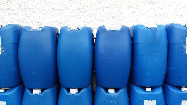 JR Tambores - Galão Plastico 50 Litros - Tambor/Bombona